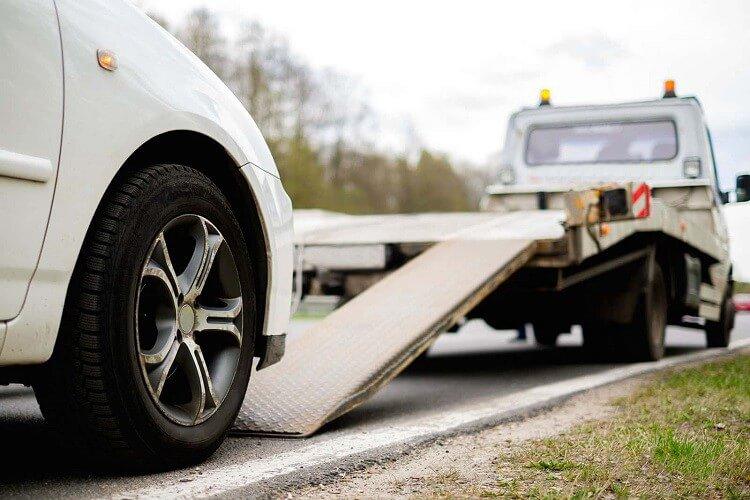 instant car removal service Ontario